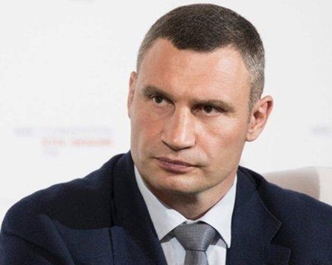 Кличко отказался баллотироваться на пост мэра Киева от партии Порошенко