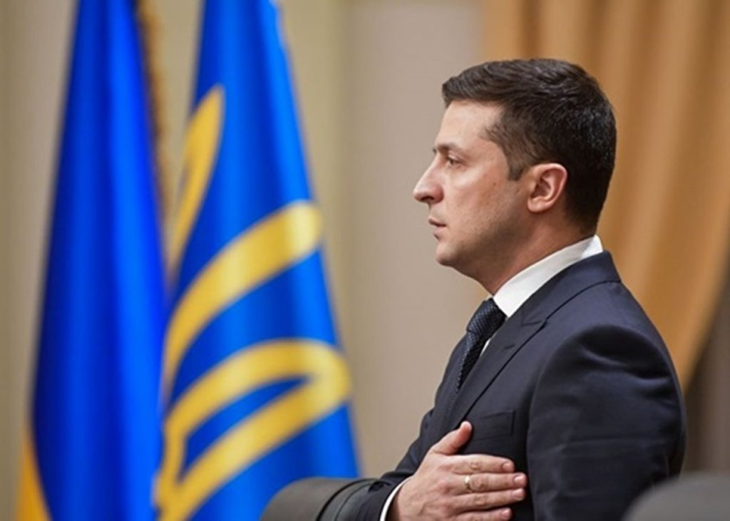 Зеленский собрал пресс-конференцию к году президентства: трансляция