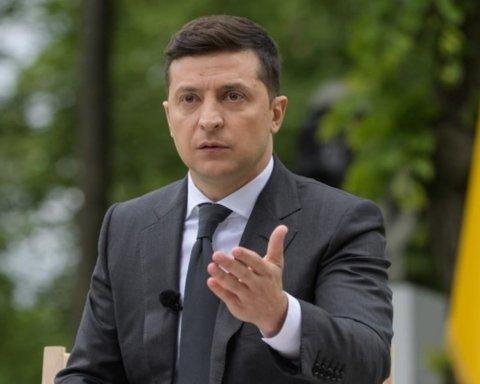 Зеленский жестко отреагировал на скандал с «пленками Байдена»