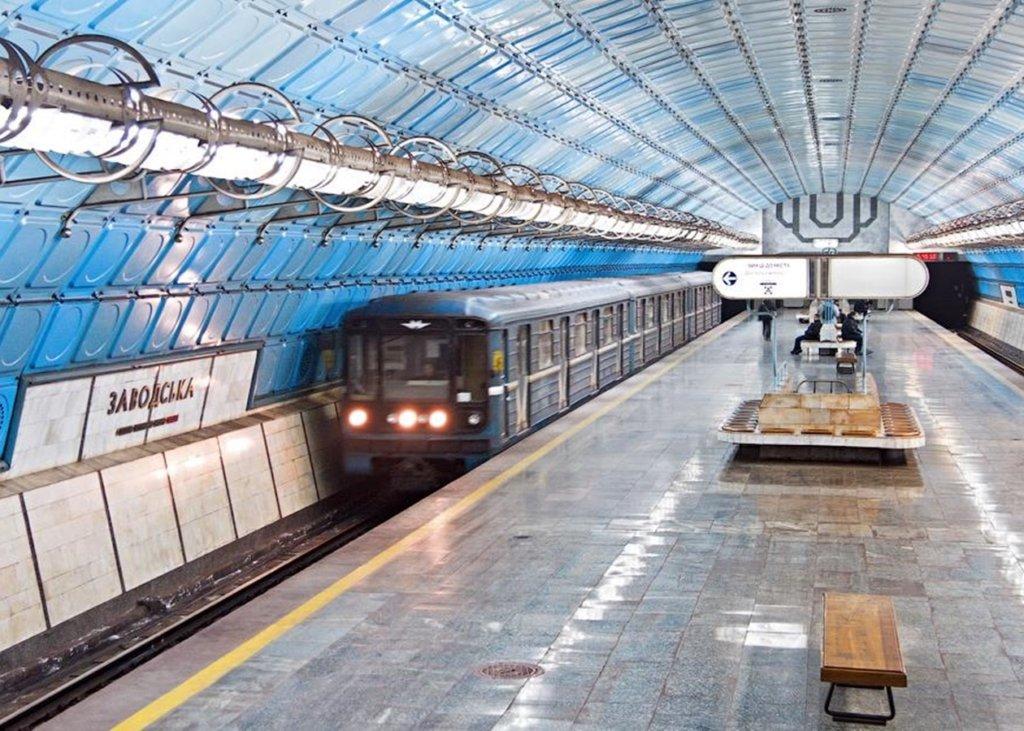 У Дніпрі почало працювати метро