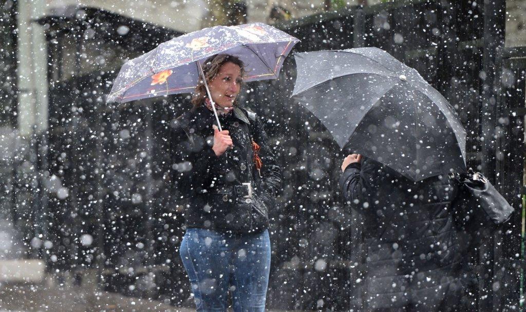 Дощі та заморозки: погода в найближчі дні не потішить українців теплом