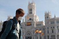 В Испании резко снизилось число жертв COVID-19