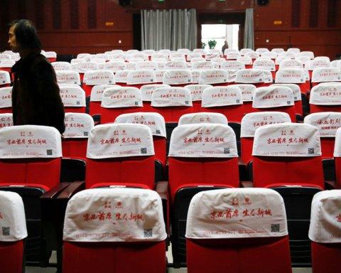 В Китае открываются кинотеатры после карантина