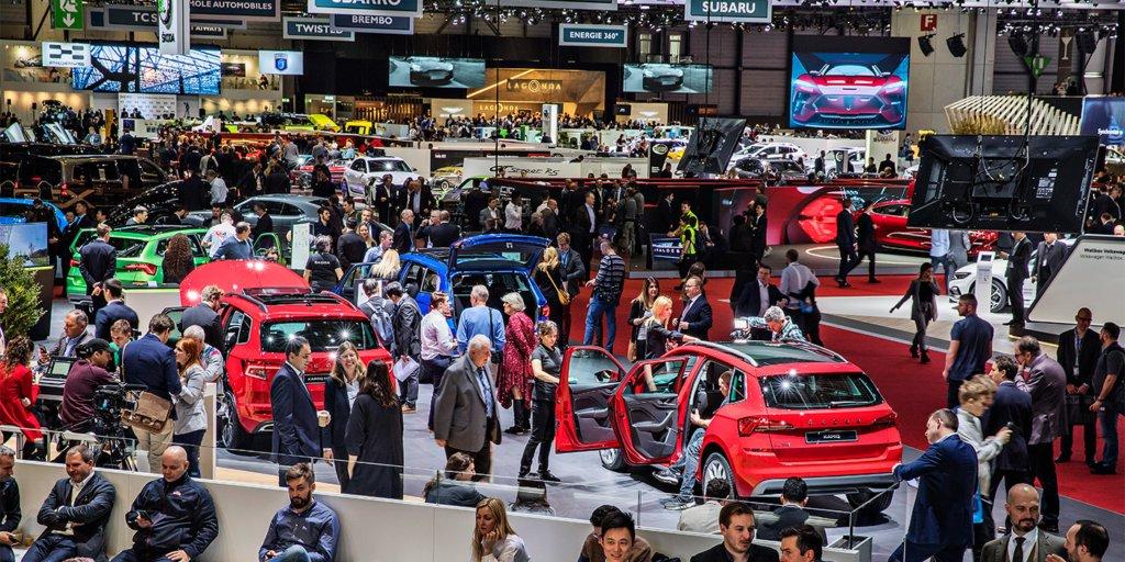 Женевський автосалон під загрозою зриву і у 2021 році: причина