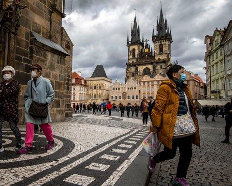 Чехия вводит новые требования о пересечении границы