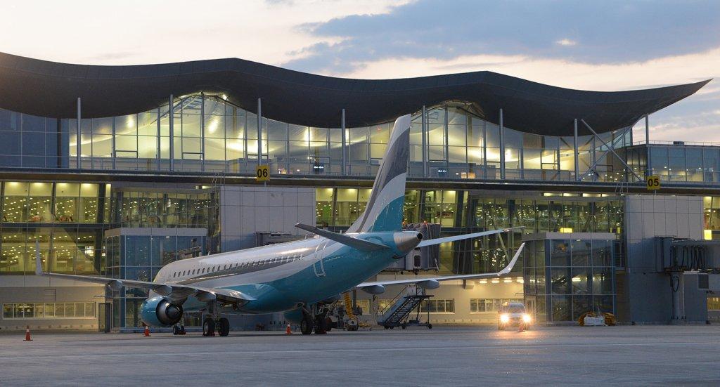 Спеціальні авіарейси доставили в Бориспіль українських громадян