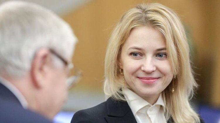 Поклонська готова стати послом РФ в Україні: що про це відомо