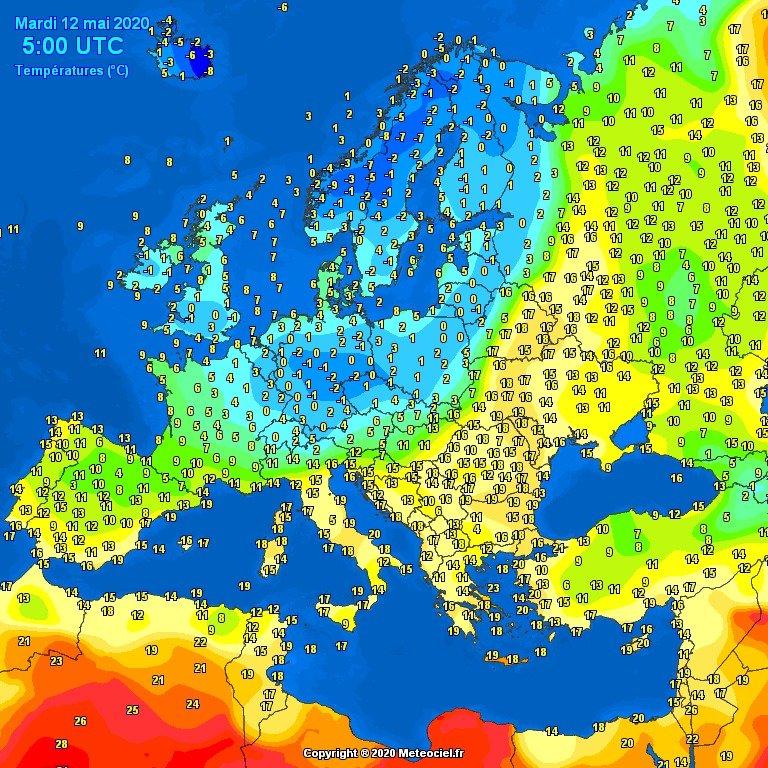 Європу засипало снігом, наступна – Україна: вражаючі фото