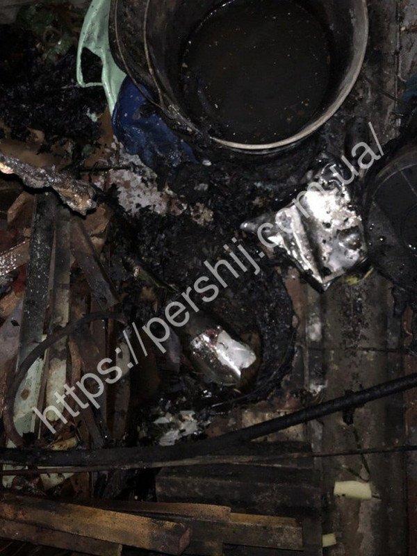 """На Закарпатті намагалися спалити будинок нардепа від """"Слуги народу"""""""