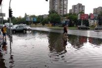Аномальный ливень затопил Киев: что непогода натворила в столице