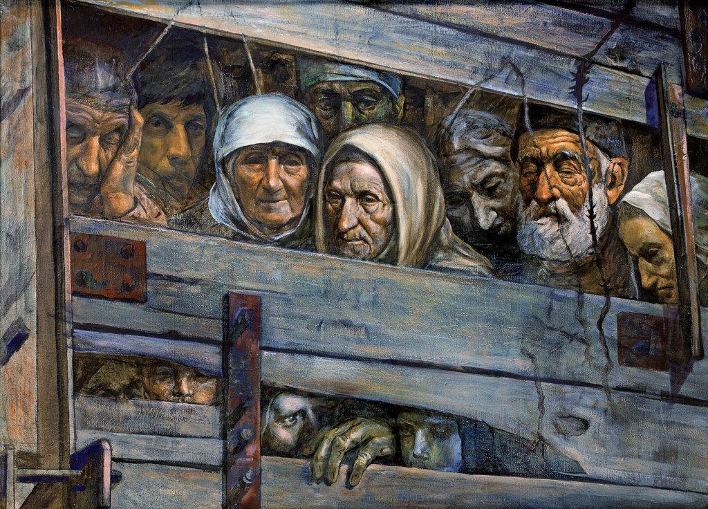 В Крыму школьникам рассказывают о том, что крымских татар депортировали из-за симпатии к немцам