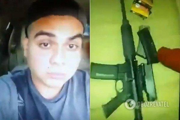 Неадекват расстрелял посетителей ТЦ из винтовки: трагедия произошла в прямом эфире