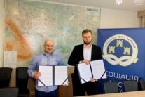 Держгеокадастр підписав Меморандум про співробітництво із Всеукраїнською асоціацією самоврядування «Асоціацією міст України»