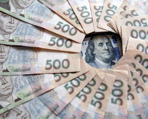 Доллары Газпрома укрепляют гривню: прогноз до 15 мая