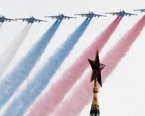 Над Москвой начали летать истребители: невероятные фото и видео