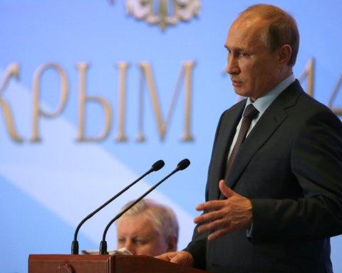 Якщо Путін не поверне Крим і Донбас, Росія може розвалитися