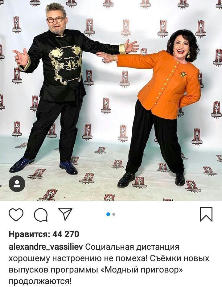 Надежда Бабкина вернулась к съемкам после коронавируса: соцсети возмущены