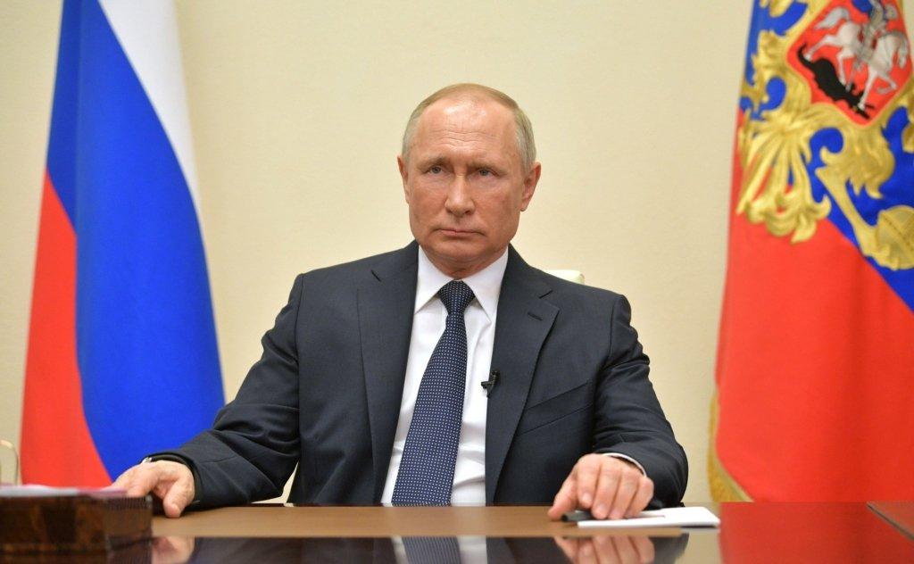 """""""Для нас все ясно"""": санкції проти NewsOne, ZIK і 112 прокоментував Путін"""
