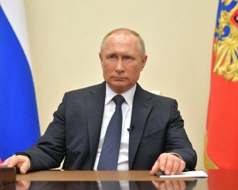 »Для нас все ясно»: санкции против NewsOne, ZIK и 112 прокомментировал Путин
