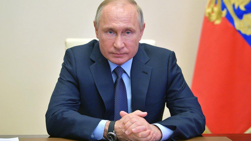Путін планував до 2020 року розділити Україну по Дніпру