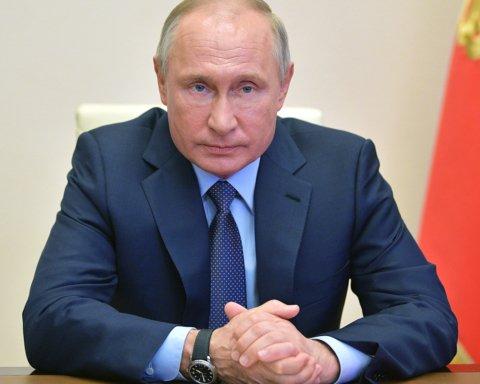 »Путин — вор»: в РФ разгорелся скандал из-за надписи о президенте