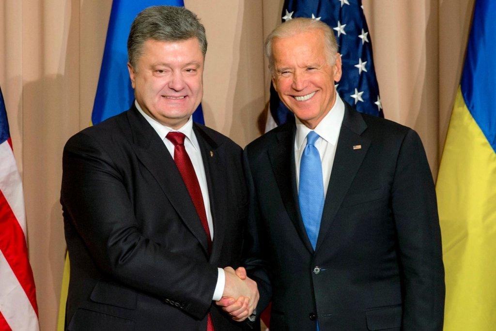 Переговоры Порошенко и Байдена: нардеп обнародовал скандальные пленки