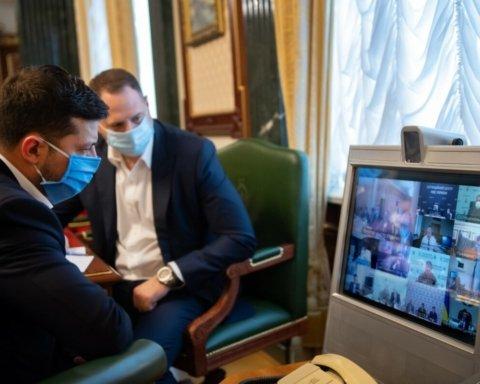 COVID-19 у Зеленського: дружина президента розповіла про його стан