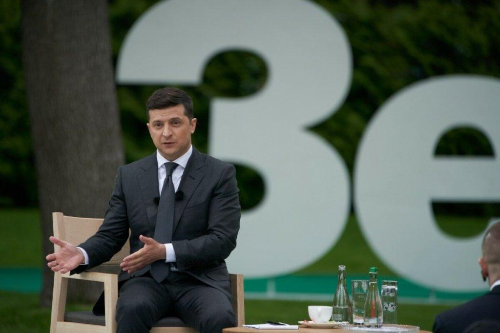 Зеленський пожалівся на низький курс долара в Україні