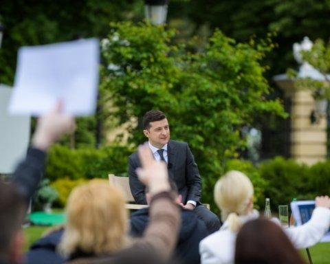 Готов обсудить некоторые вопросы: Зеленский рассказал о связях с олигархами