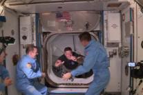 Астронавти Crew Dragon безперешкодно перейшли на МКС