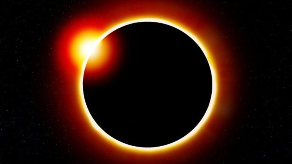 Сонце оповило вогняне кільце: онлайн-трансляція сонячного затемнення