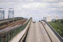 Мінування мосту Метро: поліція затримала злочинця