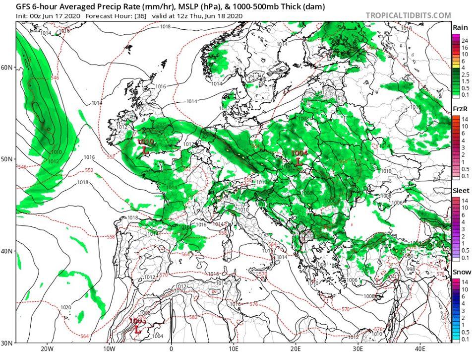 Грози зі шквалами накриють Україну: синоптик засмутила прогнозом погоди