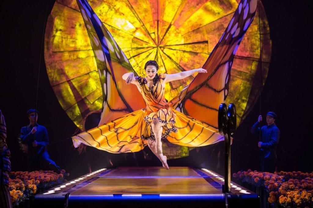 Наслідки епідемії: культовий Cirque du Soleil виявився банкрутом і звільняє співробітників