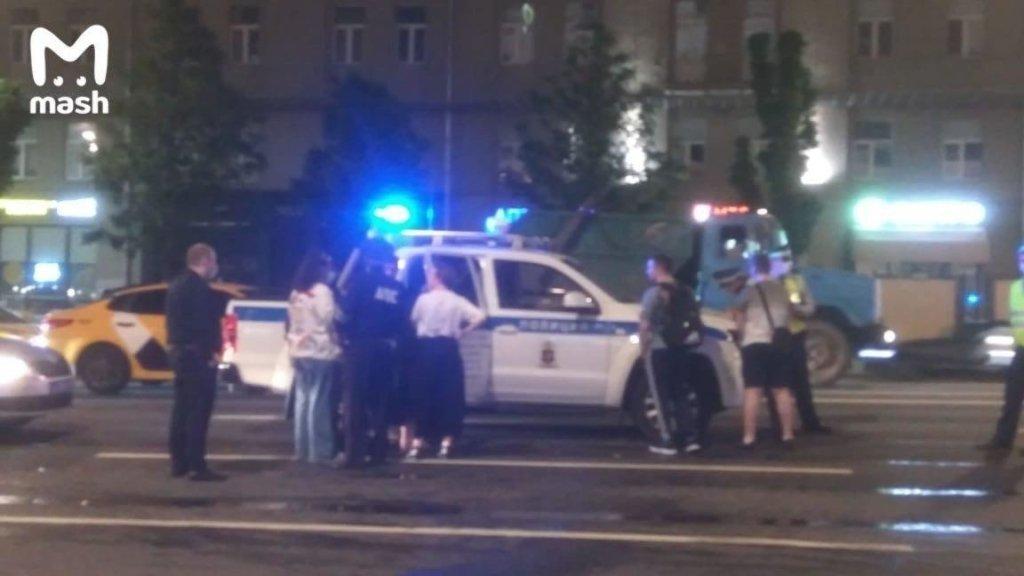 Михайло Єфремов влаштував в смертельну аварію в центрі Москви