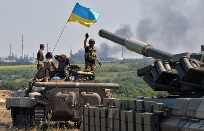 Ситуация на Донбассе: по всей линии фронта соблюдается тишина
