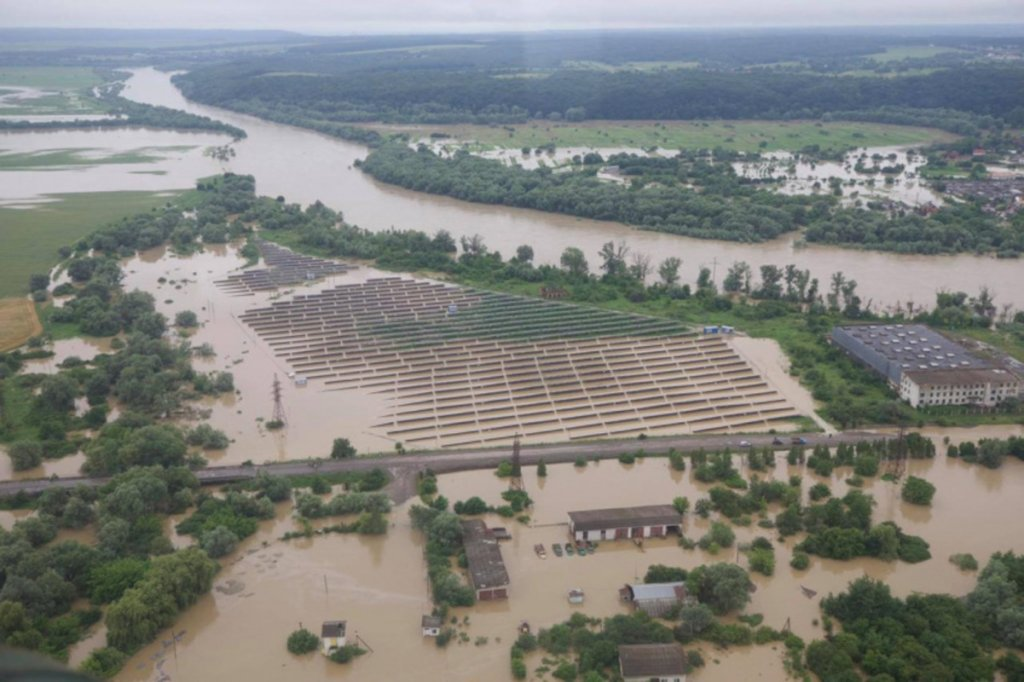 Погода в Украине 25 июня: на Западе снова пройдут дожди
