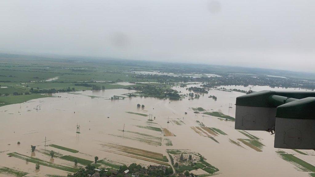 Начнутся новые потопы: украинцев предупредили о серьезной опасности