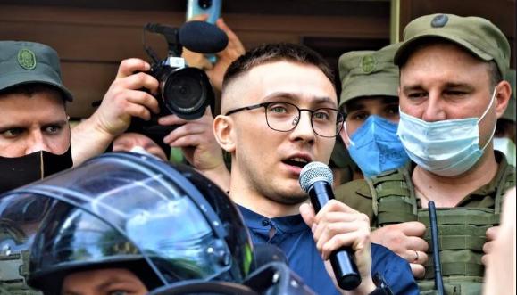 Сергію Стерненко дозволили відбувати домашній арешт у Києві