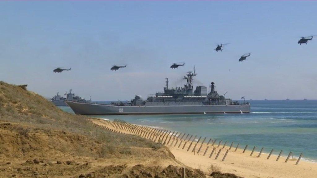 Підготовка Росії до атаки на Україну: командувач ВМСУ розкрив всі подробиці