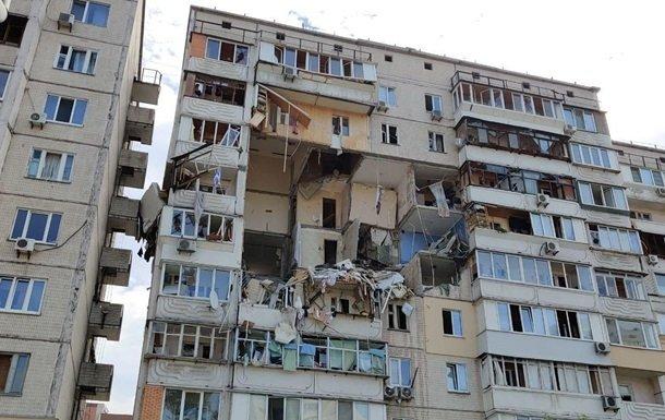 Взрыв дома в Киеве: разбор завалов официально завершен