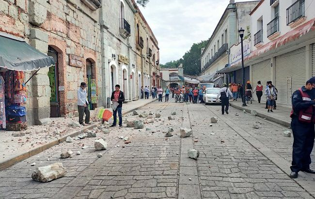 Потужний землетрус стався у Мексиці: багато жертв та постраждалих