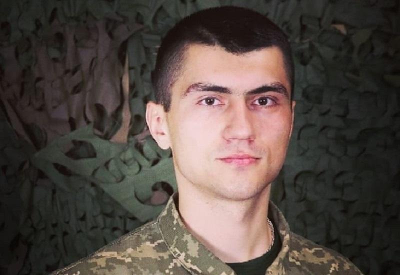 Стало известно имя погибшего на Донбассе военнослужащего