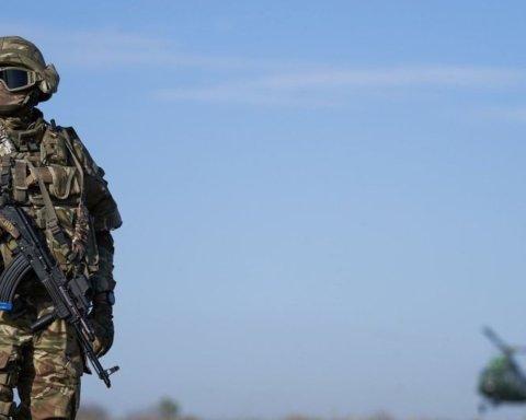 Ситуация в ООС: один военный погиб, трое ранены