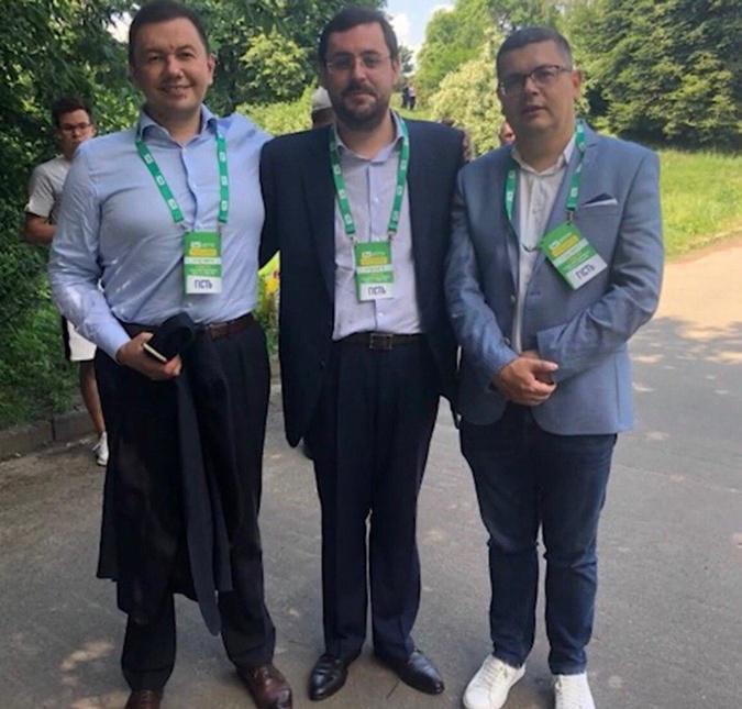"""Присутність Куфтирьова в оточенні Зеленського """"вбиває"""" рейтинг """"слуг"""" перед виборами – ЗМІ"""