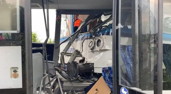 В Чехии произошло столкновение поездов: много раненых и погибших