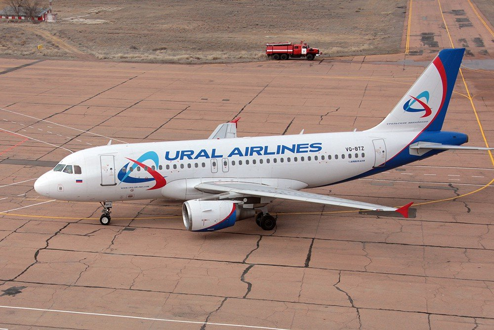 Над оккупированным Донбассом засекли пассажирский самолет
