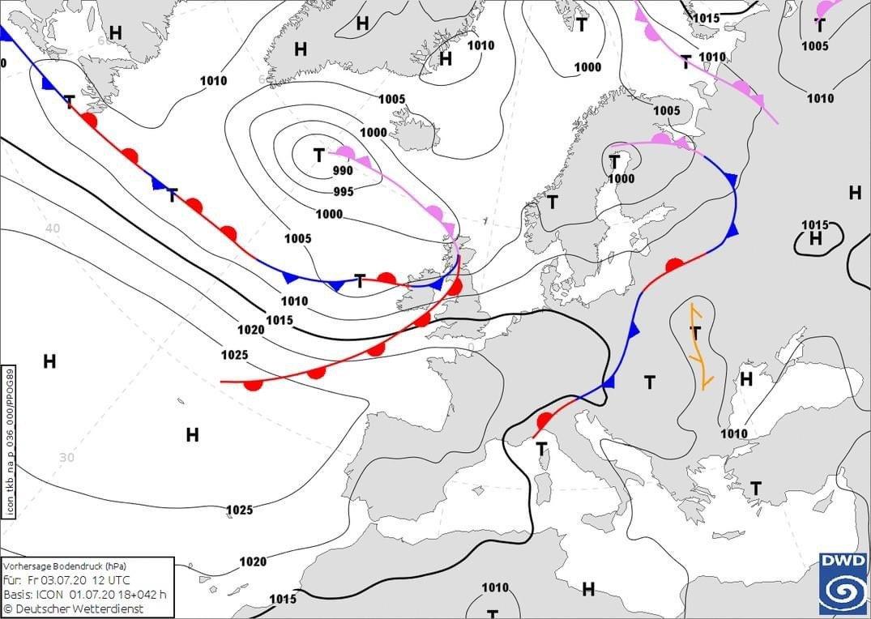 Зливи, шквали та смерчі: синоптик налякала прогнозом погоди на 3 липня