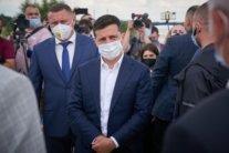 Зеленский: Действия власти при борьбе с коронавирусом были правильными