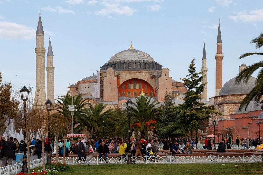 Собор Святой Софии в Стамбуле снова станет мечетью